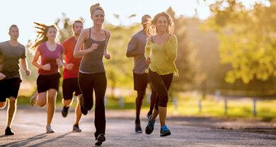 Gemeinsam in Bewegung: Das stärkt Körper und Seele