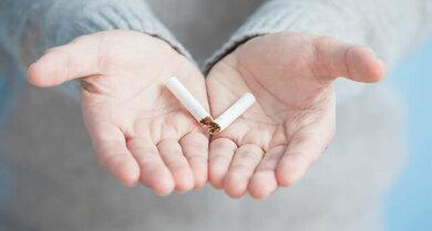 Wer mit dem Rauchen aufhört senkt sein Risiko, an Krebs zu erkranken