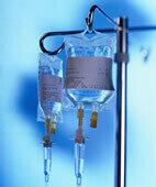Die Chemotherapie kommt bei Hodgkin-Krankheit meist zuerst