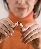 """Schluss mit Zigaretten: Spätestens die Diagnose """"Emphysem"""" sollte Anlass sein, das Rauchen aufzugeben"""