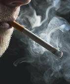 Raucher haben ein erhöhtes Risiko, ein Emphysem zu bekommen