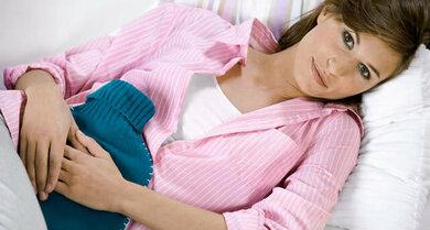 Wohltuende Wärme kann Schmerzen lindern helfen
