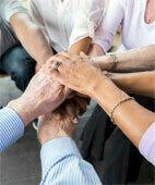 Gemeinsam stark: Selbsthilfegruppen bieten Rückhalt