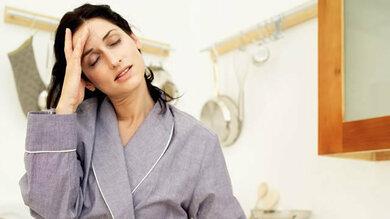 Niedriger Blutdruck kann Ohnmachtsgefühle und Schwarzwerden vor den Augen verursachen