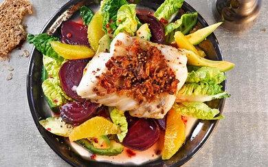 Zwei leckere Fischmahlzeiten pro Woche sind auch für die Schilddrüse gut