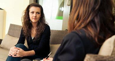 Bestimmte Psychotherapieverfahren gehören zum Behandlungskonzept bei Angststörungen