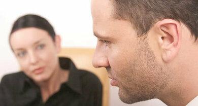 Psychotherapie kann bei Angststörungen hilfreich sein