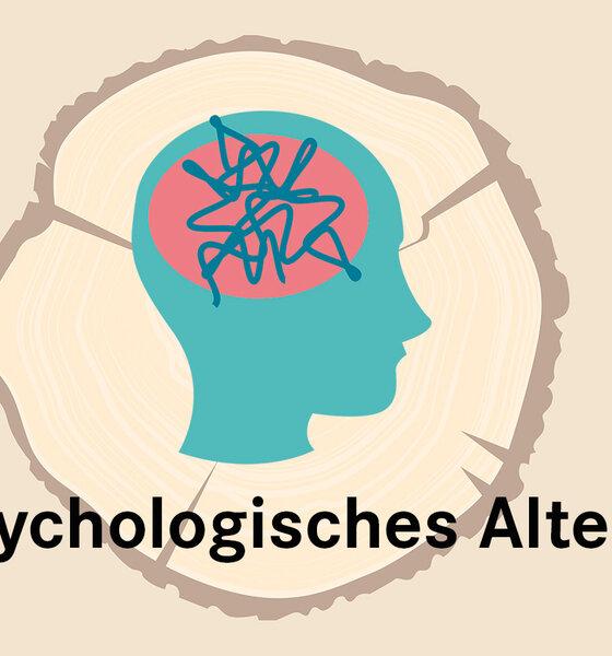 Infografik Baumscheibe Psychologisches Alter