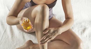 Gute Hautpflege ist bei Neigung zu Schwellungen sehr wichtig