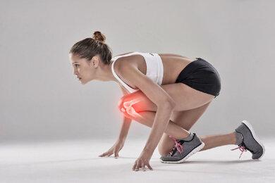 Gelenkentzündung? Verletzung? Arthrose? Schmerzen und Schwellungen am Knie können viele Ursachen haben