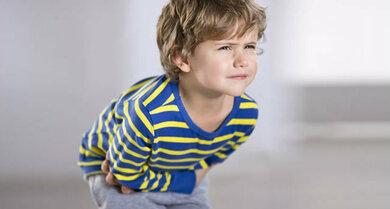 Bauchweh bei Kindern: Da brauchen Eltern guten Spürsinn