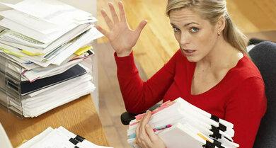 Auch Stress & Co. können auf den Magen schlagen