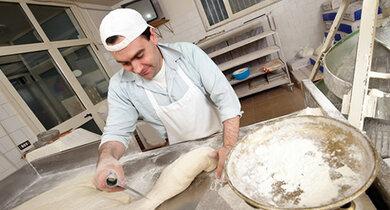 Bäcker: Fit sein zur Schlafenszeit