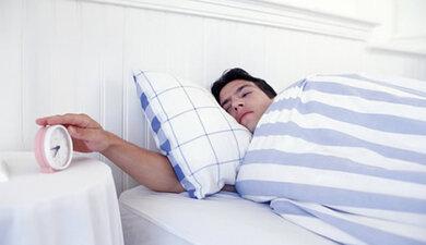 Die richtige Schlafmenge ist – in weiten Grenzen – individuell