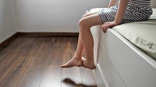 Rastlose Beine
