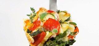 Tomaten-Zucchini-Auflauf