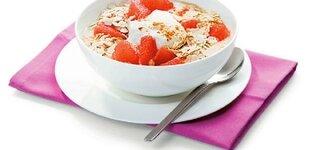 Grapefruit-Müsli