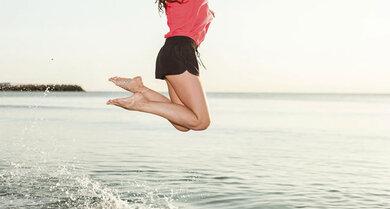 Ziel der Therapie: Gelenkige Knie