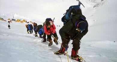 Untrainiert auf den Gipfel? Vorsicht!