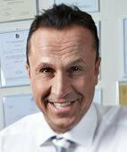 Dietmar Daichendt, Präsident der Deutschen Gesellschaft für Chirotherapie und Osteopathie