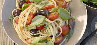 Tomaten-Pasta