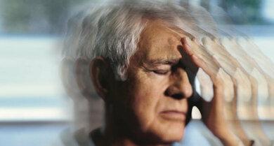 Schwarzwerden vor den Augen beim Aufstehen oder Bücken, Kollapsgefahr: orthostatischer Niederdruck?