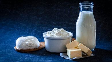 Bei Laktoseintoleranz können Milchprodukte zu Blähungen führen