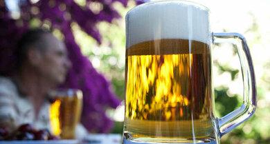 Alkolholabstinenz senkt den Harnsäurespiegel