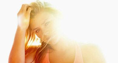 Zu viel Sonne kann anstrengend und ermüdend sein