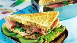 Kresse-Kiwi-Sandwich