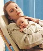 Traurigkeit statt Mutterfreuden? Schuldgefühle müssen nicht sein, Hilfen aber schon