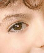 Hinweis für ein Retinoblastom: Leukokorie
