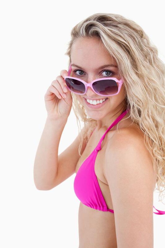 Ungesunde Mode - Billige Sonnenbrille