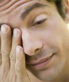 Schlafprobleme können zu Halluzinationen führen