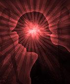 Sinnestäuschung: Falsche Nervensignale aus dem Gehirn
