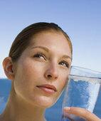 Lebensquell Wasser: Unentbehrlich auch für Sinne und Gehirn
