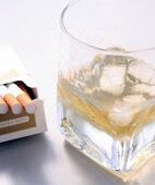 Alkohol und Zigaretten: Eine tödliche Kombination