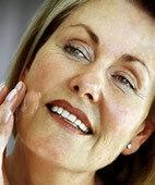 Make-up verdeckt Altersflecken oft gut