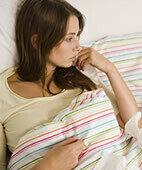 Gliederschmerzen, Fieber, Husten, Blässe: Das passt zu einer Grippe