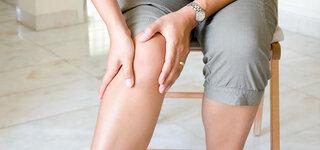 Knieschmerzen durch Arthrose