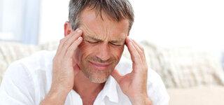 Kopfschmerzen durch Gehirnentzündung