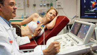 Echokardiographie: Herz-Ultraschall