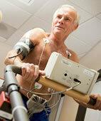 Beim Belastungs-EKG ist Anstrengung erwünscht