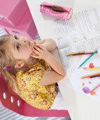 Auch Kinder mit Konzentrationsstörungen können von einer Ergotherapie profitieren