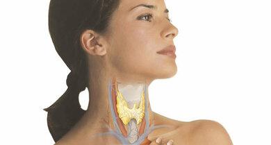 Bei bestimmten Schilddrüsenerkrankungen ist Versicht geboten mit dem Einsatz jodhaltiger Kontrastmittel