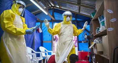 Höchste Sicherheitsstufen wirken der Ausbreitung der Infektion entgegen