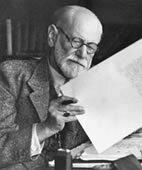 Sigmund Freud gilt als Begründer der Psychoanalyse