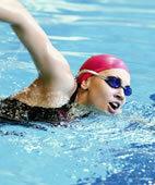Bevor man den Sprung ins Wasser wagt sollten alle Wunden sauber verheilt sein