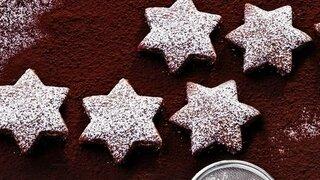Walnuss-Sterne
