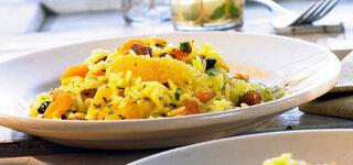 Reissalat auf orientalische Art